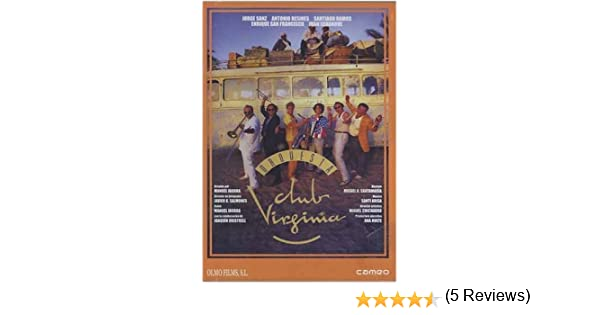 Orquesta Club Virginia [DVD]: Amazon.es: Jorge Sanz, Silke ...