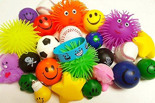 Stress Balls Squeeze Assortment Puffer