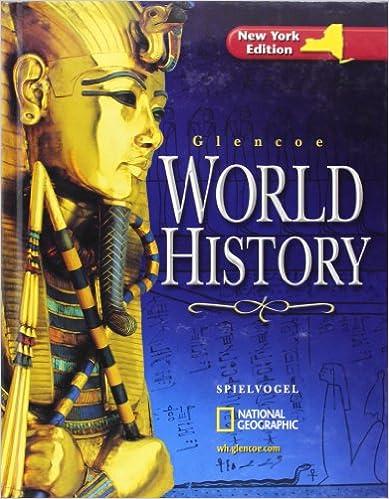 Glencoe World History: Jackson J Spielvogel PhD: 9780078734601 ...