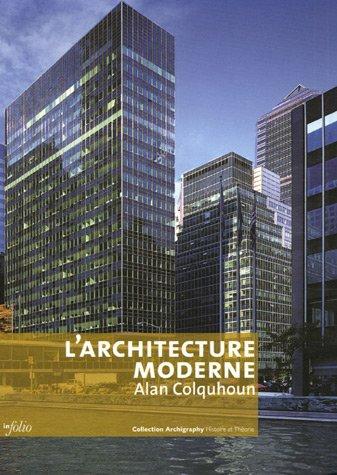 L 39 architecture moderne les beaux livres for L architecture moderne