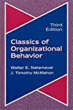 Classics of Organizational Behavior, , 1577661729