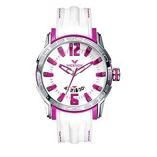 Viceroy 42117-75 – Reloj , correa de goma color blanco