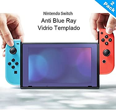 Yincol [B] [Blue Light Filter]Nintendo Switch Protector de ...