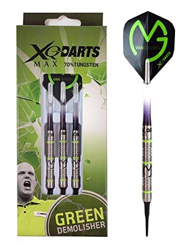 Darts XQMax VvdV 26Gr Tungsten Steel Tip Darts