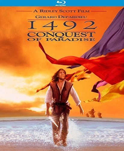 1492: Conquest of Paradise (1992) [Blu-ray]