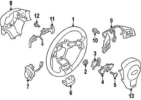 Amazon Com 2012 2014 Subaru Legacy Outback Steering Wheel Audio
