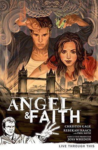 Angel & Faith, Vol. 1: Live Through This ()