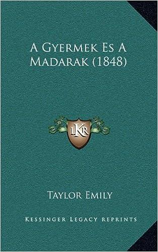 A Gyermek Es a Madarak (1848)