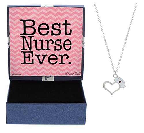 Mother's Day Gifts Best Nurse Ever Nurse - Red Hat Necklace Shopping Results