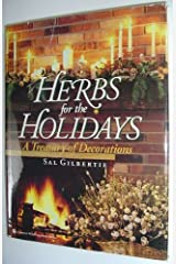 Herbs for the Holidays Hardcover