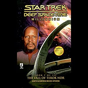 Star Trek, Deep Space Nine: Millennium #1 (Adapted) Audiobook