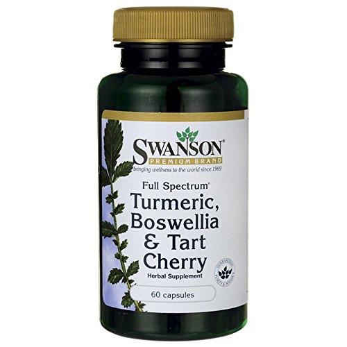 Swanson Spectrum Turmeric Boswellia Cherry