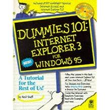 Dummies 101: Internet Explorer 3 for Windows 95