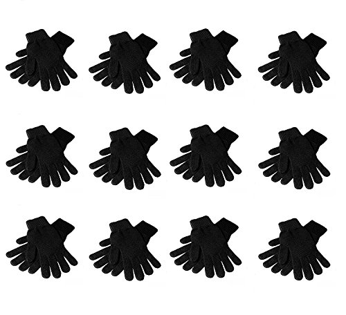 12 PAIRS MAGIC GLOVES SIZE