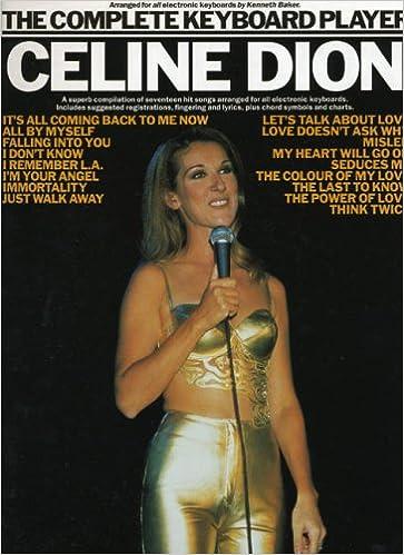 Kindle-Bücher kostenlos herunterladen The Complete Keyboard Player: Celine Dion RTF