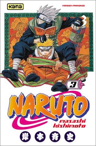 Naruto n° 3