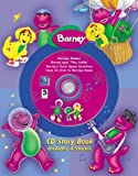 Barney Cd Storybook: Barneysays,Play Safely/Big Balloon/Outer Space Adventure/Comeon over to Barney's House