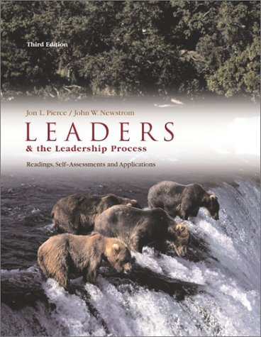 on the meaning of leadership jon pierce john newstrom Leaders and the leadership process: readings, self-assessments, and applications von jon pierce john w newstrom bei abebooksde - isbn 10: 007298743x - isbn 13: 9780072987430 - mcgraw-hill.