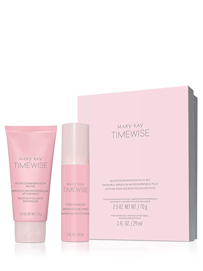 Amazon Com Mary Kay Timewise Microdermabrasion Plus Set Refine