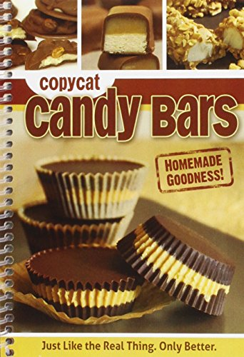 Copycat Candy Bars: Homemade Goodness!