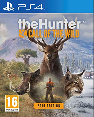 theHunter: Call of the Wild - 2019 Edition (PS4) (UK IMPORT)