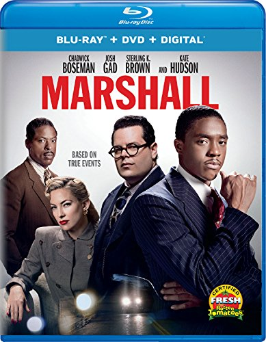 Blu-ray : Marshall (With DVD, 2 Pack, 2 Disc)