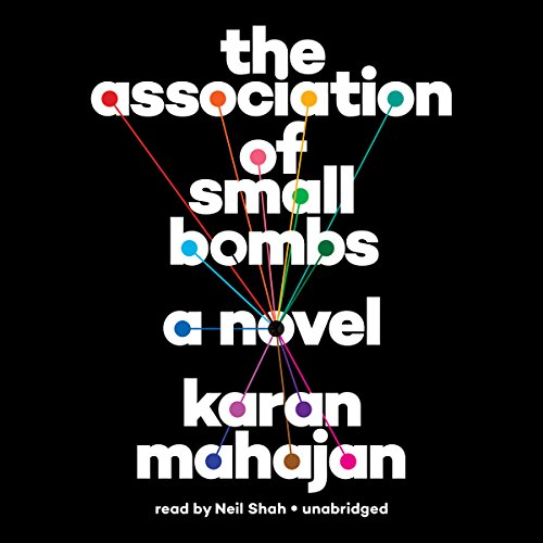 The Association of Small - Bomb Audio Book