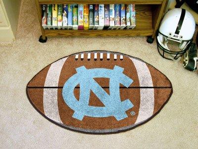(UNC University of North Carolina - Chapel Hill Football Rug)
