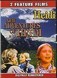 [DVD] Double Feature - Heidi (1968) New Adventures of Heidi (1978)