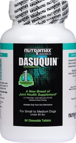 Dasuquin Small Medium Dogs 84 Count product image
