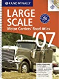 Rand Mcnally Large Scale Motor Carriers' Road Atlas, , 0528900765