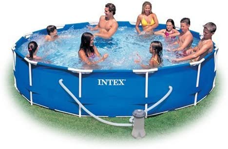 Intex 12-Foot Metal Frame Pool