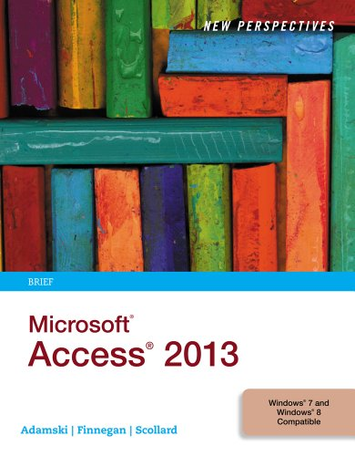 [B.O.O.K] New Perspectives on Microsoft Access 2013, Brief<br />RAR