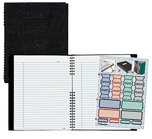 Rediform NotePro Executive Notebook, 9 1/4