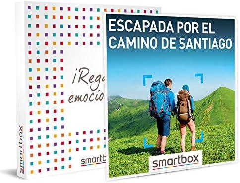 smartbox escapada por el camino de santiago