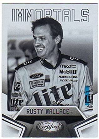 2016 Panini Certified NASCAR Racing #82 Rusty Wallace
