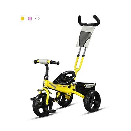 Triciclo para niños de 2-6 años de edad, tamaño bebé, bebé,
