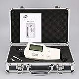 Digital Vibration Meter, BENETECH Digital Vibration Meter Handheld Portable Vibrometer Analyzer