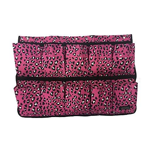 (End of the Bed Shoe Bag (Pink Leopard))