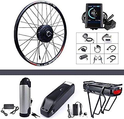 Bafang 500 W 36 V/48 V Hub Motor Bicicleta eléctrica Kit de ...