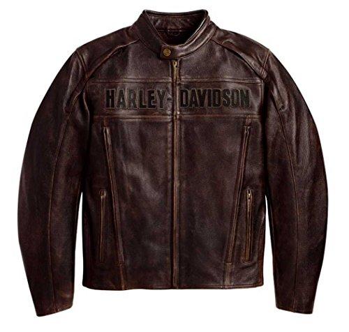 Vintage Harley Davidson Leather Jackets For Men - 8
