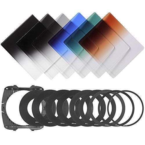 77mm filters kit - 8