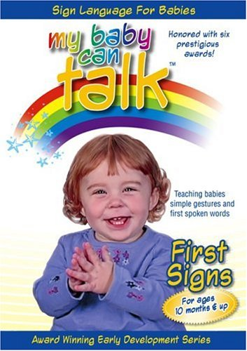 My Baby Can Talk - First Signs (Can Can Bunny)