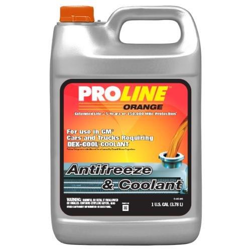 ProLine Orange Full Strength Antifreeze (POA003) by PROLINE