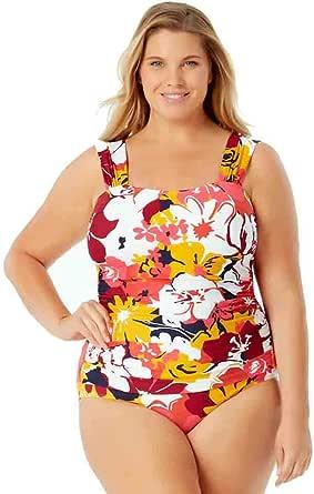 Anne Cole Women's Plus Size Monokini