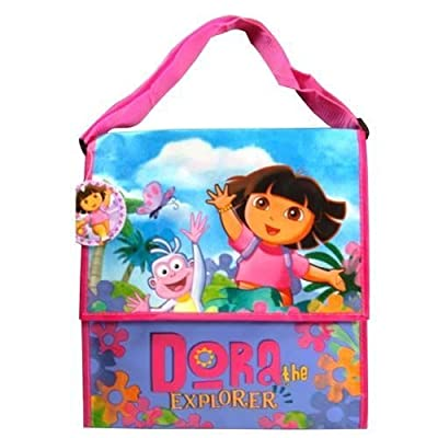 c5aac0c26d4e lovely Dora The Explorer   Boots The Monkey Messenger Bag ...