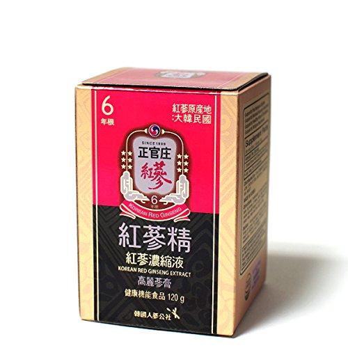 KGC Cheong Kwan Jang Korean Red Ginseng Extract 120 gram