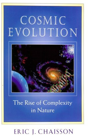 Cosmic Evolution : The Rise of Complexity in Nature
