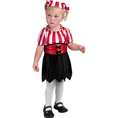 Infant Baby Girl Pirate Halloween Costume (12-18 Months)  sc 1 st  Amazon.com & Amazon.com: Infant Baby Girl Pirate Halloween Costume (12-18 Months ...