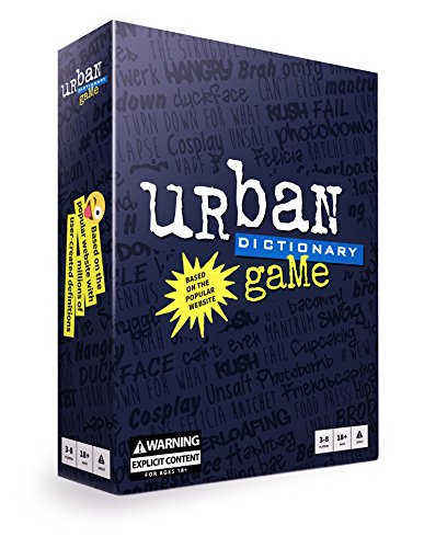 Urban Dictionary: The Party Game of Slang (Peoples Dictionary)